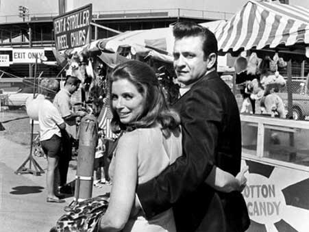 Johnny Cash and June Cash
